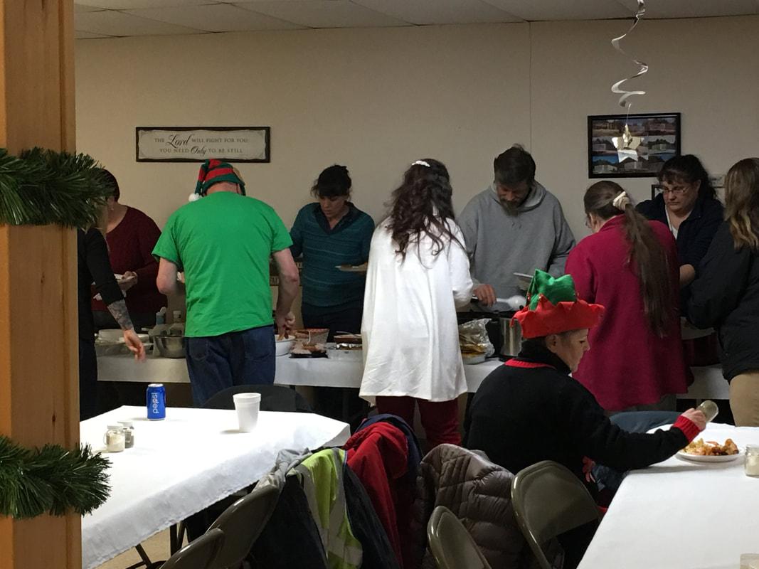 2017 Church Christmas Party! - Grace Christian Fellowship